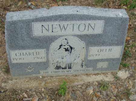 NEWTON, OLLIE - Pulaski County, Arkansas | OLLIE NEWTON - Arkansas Gravestone Photos