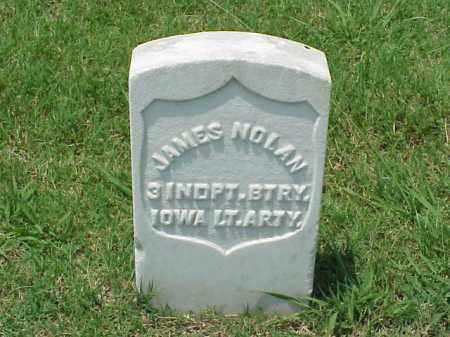 NOLAN (VETERAN UNION), JAMES - Pulaski County, Arkansas | JAMES NOLAN (VETERAN UNION) - Arkansas Gravestone Photos