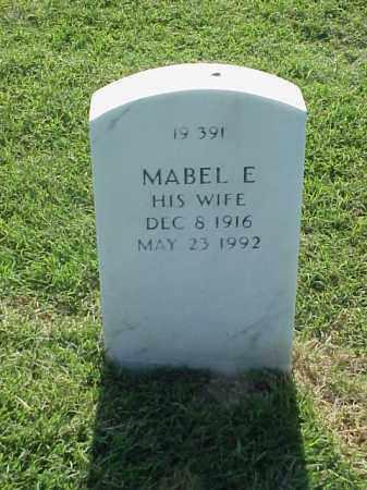 NORLING, MABEL E - Pulaski County, Arkansas | MABEL E NORLING - Arkansas Gravestone Photos