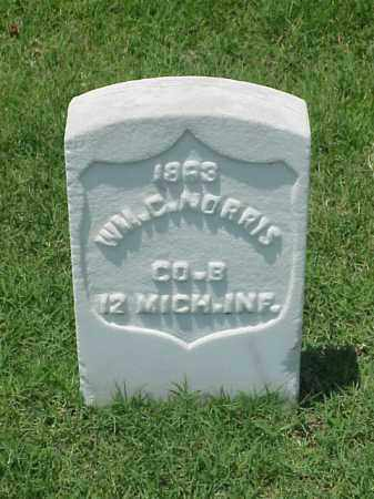 NORRIS (VETERAN UNION), WM C - Pulaski County, Arkansas | WM C NORRIS (VETERAN UNION) - Arkansas Gravestone Photos