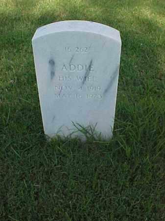 NOSARI, ADDIE - Pulaski County, Arkansas | ADDIE NOSARI - Arkansas Gravestone Photos