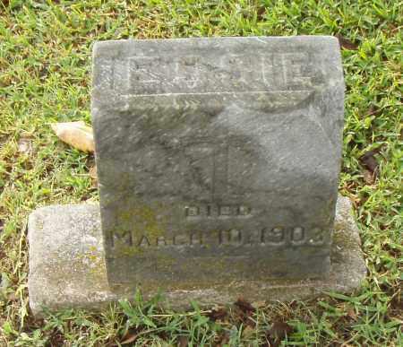 NOT GIVEN, ESSIE - Pulaski County, Arkansas   ESSIE NOT GIVEN - Arkansas Gravestone Photos