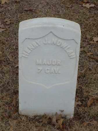NOWLAN (VETERAN UNION), HENRY J - Pulaski County, Arkansas | HENRY J NOWLAN (VETERAN UNION) - Arkansas Gravestone Photos