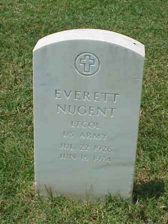 NUGENT (VETERAN 2 WARS), EVERETT - Pulaski County, Arkansas | EVERETT NUGENT (VETERAN 2 WARS) - Arkansas Gravestone Photos