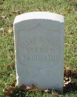 NUTT (VETERAN UNION), ISAAC C - Pulaski County, Arkansas   ISAAC C NUTT (VETERAN UNION) - Arkansas Gravestone Photos