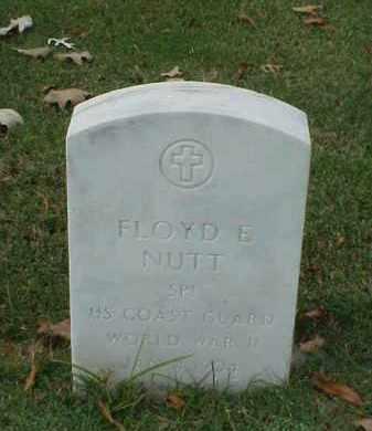 NUTT (VETERAN WWII), FLOYD E - Pulaski County, Arkansas | FLOYD E NUTT (VETERAN WWII) - Arkansas Gravestone Photos