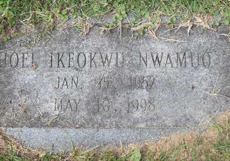 NWAMUO, JOEL IKEOKWU - Pulaski County, Arkansas | JOEL IKEOKWU NWAMUO - Arkansas Gravestone Photos