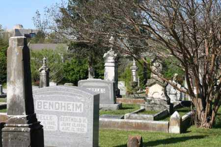 *OAKLAND CEMETERY OVERVIEW,  - Pulaski County, Arkansas |  *OAKLAND CEMETERY OVERVIEW - Arkansas Gravestone Photos