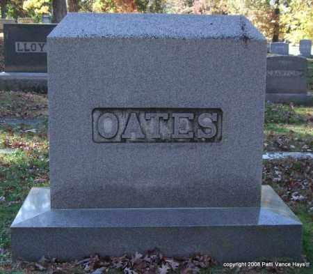OATES, FAMILY MARKER - Pulaski County, Arkansas | FAMILY MARKER OATES - Arkansas Gravestone Photos
