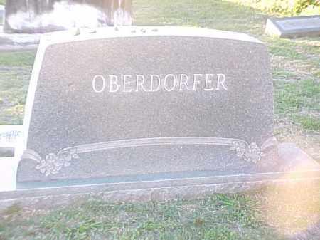 OBERDORFER FAMILY STONE,  - Pulaski County, Arkansas |  OBERDORFER FAMILY STONE - Arkansas Gravestone Photos
