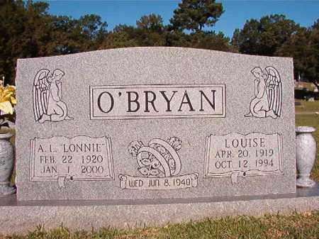O'BRYAN, LOUISE - Pulaski County, Arkansas | LOUISE O'BRYAN - Arkansas Gravestone Photos