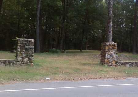 *ODD FELLOWS CEMETERY ENTRANCE,  - Pulaski County, Arkansas    *ODD FELLOWS CEMETERY ENTRANCE - Arkansas Gravestone Photos