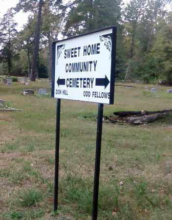 *ODD FELLOWS CEMETERY SIGN,  - Pulaski County, Arkansas |  *ODD FELLOWS CEMETERY SIGN - Arkansas Gravestone Photos