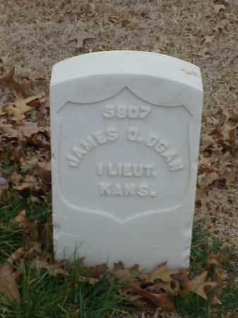 OGAN (VETERAN UNION), JAMES O - Pulaski County, Arkansas | JAMES O OGAN (VETERAN UNION) - Arkansas Gravestone Photos