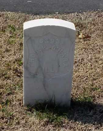 O'HARA (VETERAN UNION), THOMAS P - Pulaski County, Arkansas | THOMAS P O'HARA (VETERAN UNION) - Arkansas Gravestone Photos