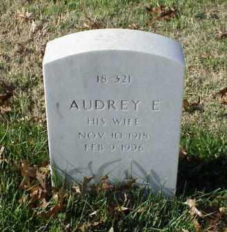 OLDS, AUDREY E - Pulaski County, Arkansas   AUDREY E OLDS - Arkansas Gravestone Photos