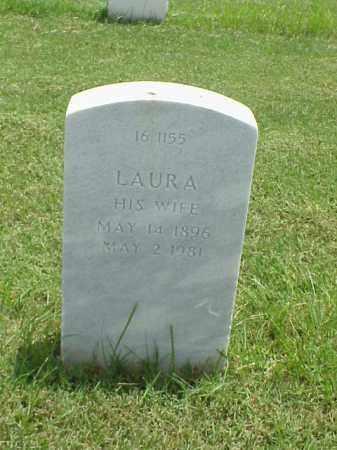 OLDS, LAURA - Pulaski County, Arkansas | LAURA OLDS - Arkansas Gravestone Photos