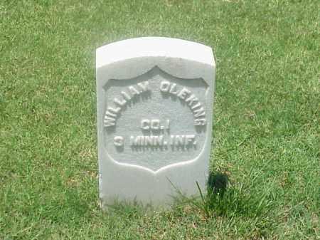 OLEKING (VETERAN UNION), WILLIAM - Pulaski County, Arkansas | WILLIAM OLEKING (VETERAN UNION) - Arkansas Gravestone Photos