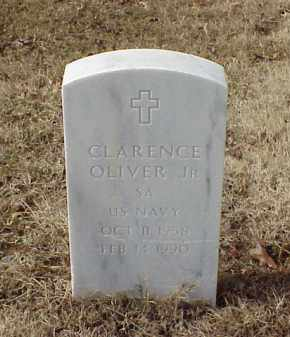 OLIVER, JR (VETERAN), CLARENCE - Pulaski County, Arkansas | CLARENCE OLIVER, JR (VETERAN) - Arkansas Gravestone Photos