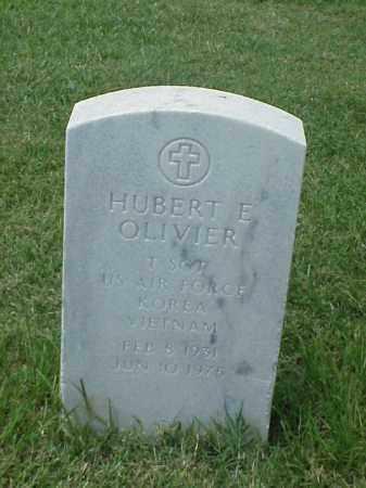OLIVIER (VETERAN 2 WARS), HUBERT E - Pulaski County, Arkansas | HUBERT E OLIVIER (VETERAN 2 WARS) - Arkansas Gravestone Photos