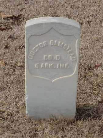 OLMSTEAD (VETERAN UNION), DOCTOR - Pulaski County, Arkansas   DOCTOR OLMSTEAD (VETERAN UNION) - Arkansas Gravestone Photos
