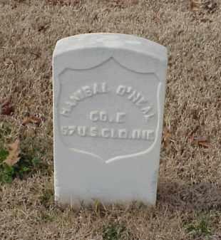 O'NEAL (VETERAN UNION), HANIBAL - Pulaski County, Arkansas   HANIBAL O'NEAL (VETERAN UNION) - Arkansas Gravestone Photos