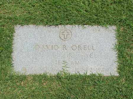 ORELL (VETERAN VIET), DAVID R - Pulaski County, Arkansas | DAVID R ORELL (VETERAN VIET) - Arkansas Gravestone Photos