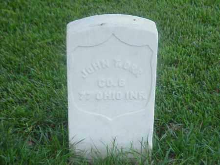 ORR (VETERAN UNION), JOHN T - Pulaski County, Arkansas   JOHN T ORR (VETERAN UNION) - Arkansas Gravestone Photos
