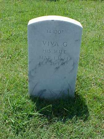 ORT, VIVA G - Pulaski County, Arkansas | VIVA G ORT - Arkansas Gravestone Photos