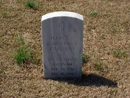 OSBORNE (VETERAN VIET), HAROLD LAWRENCE - Pulaski County, Arkansas   HAROLD LAWRENCE OSBORNE (VETERAN VIET) - Arkansas Gravestone Photos