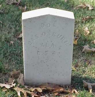 OSBURN (VETERAN CSA), JAMES - Pulaski County, Arkansas | JAMES OSBURN (VETERAN CSA) - Arkansas Gravestone Photos