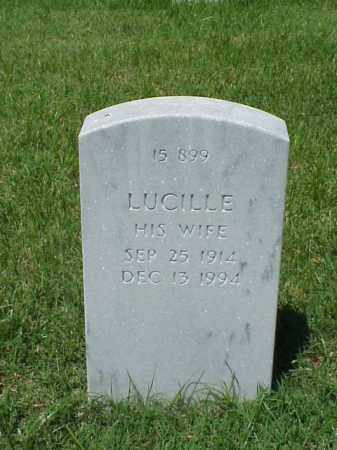 OSLER, LUCILLE - Pulaski County, Arkansas   LUCILLE OSLER - Arkansas Gravestone Photos