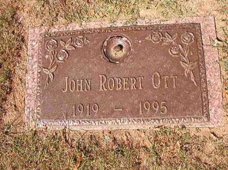 OTT, JOHN ROBERT - Pulaski County, Arkansas   JOHN ROBERT OTT - Arkansas Gravestone Photos