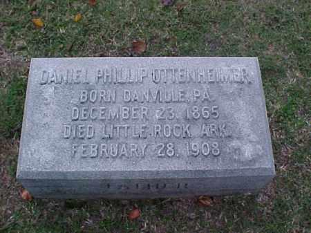 OTTENHEIMER, DANIEL PHILLIP - Pulaski County, Arkansas | DANIEL PHILLIP OTTENHEIMER - Arkansas Gravestone Photos
