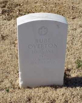 OVERTON (VETERAN WWI), RUBE - Pulaski County, Arkansas   RUBE OVERTON (VETERAN WWI) - Arkansas Gravestone Photos
