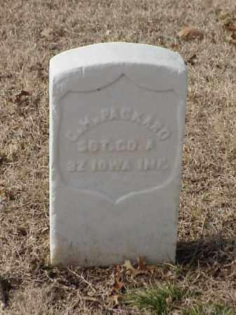 PACKARD (VETERAN UNION), C H - Pulaski County, Arkansas | C H PACKARD (VETERAN UNION) - Arkansas Gravestone Photos