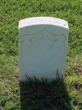 PAINE (VETERAN UNION), L T - Pulaski County, Arkansas   L T PAINE (VETERAN UNION) - Arkansas Gravestone Photos