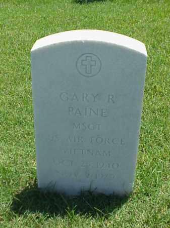PAINE (VETERAN VIET), GARY R - Pulaski County, Arkansas | GARY R PAINE (VETERAN VIET) - Arkansas Gravestone Photos