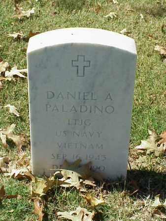 PALADINO (VETERAN VIET), DANIEL A - Pulaski County, Arkansas   DANIEL A PALADINO (VETERAN VIET) - Arkansas Gravestone Photos