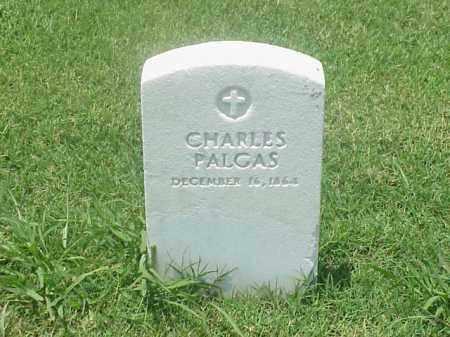 PALGAS (VETERAN UNION), CHARLES - Pulaski County, Arkansas | CHARLES PALGAS (VETERAN UNION) - Arkansas Gravestone Photos
