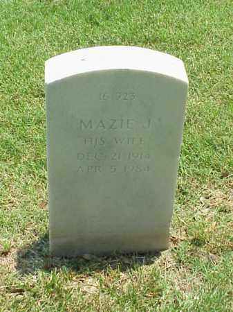 PALMER, MAZIE J - Pulaski County, Arkansas   MAZIE J PALMER - Arkansas Gravestone Photos