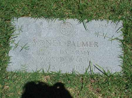 PALMER (VETERAN WWII), SIDNEY - Pulaski County, Arkansas | SIDNEY PALMER (VETERAN WWII) - Arkansas Gravestone Photos
