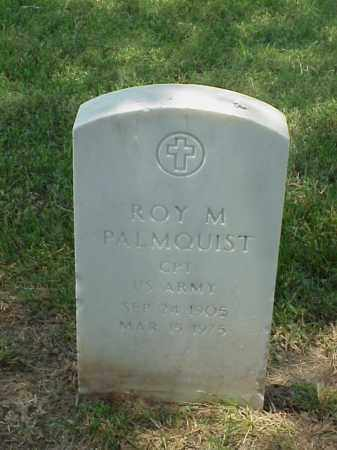 PALMQUIST (VETERAN KOR), ROY M - Pulaski County, Arkansas | ROY M PALMQUIST (VETERAN KOR) - Arkansas Gravestone Photos