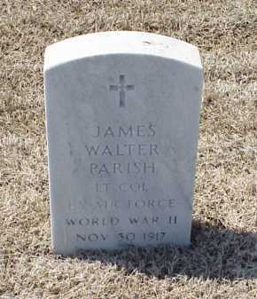PARISH (VETERAN WWII), JAMES WALTER - Pulaski County, Arkansas   JAMES WALTER PARISH (VETERAN WWII) - Arkansas Gravestone Photos