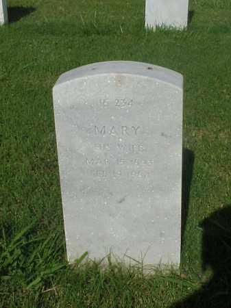 PARKER, MARY - Pulaski County, Arkansas | MARY PARKER - Arkansas Gravestone Photos