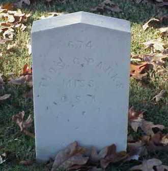 PARKS (VETERAN CSA), THOMAS G - Pulaski County, Arkansas   THOMAS G PARKS (VETERAN CSA) - Arkansas Gravestone Photos