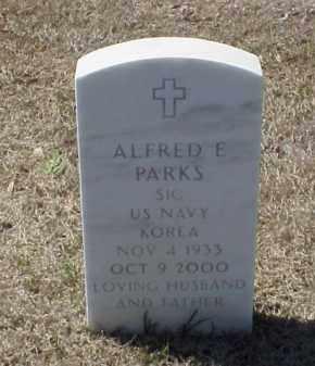 PARKS (VETERAN KOR), ALFRED E - Pulaski County, Arkansas   ALFRED E PARKS (VETERAN KOR) - Arkansas Gravestone Photos