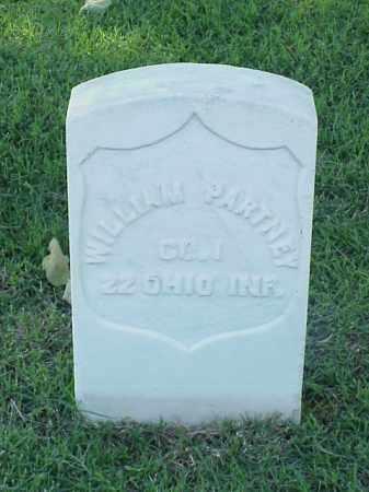 PARTNEY (VETERAN UNION), WILLIAM - Pulaski County, Arkansas | WILLIAM PARTNEY (VETERAN UNION) - Arkansas Gravestone Photos