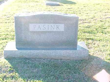 PASINK FAMILY STONE,  - Pulaski County, Arkansas |  PASINK FAMILY STONE - Arkansas Gravestone Photos