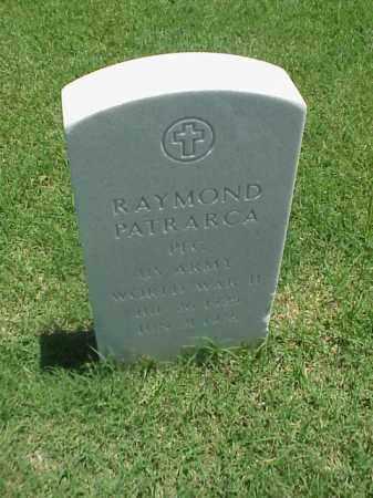 PATRARCA (VETERAN WWII), RAYMOND - Pulaski County, Arkansas   RAYMOND PATRARCA (VETERAN WWII) - Arkansas Gravestone Photos